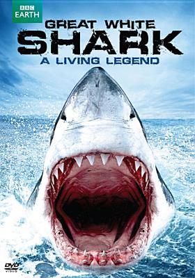 GREAT WHITE SHARK:LIVING LEGEND (DVD)